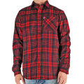 CHECK L/S BUTTON SHIRT (RED/EXPP1000A)