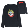 LAMOUR KEEP WATCH LONG SLEEVE TEE (BLACK/EXWD1001BBLK)