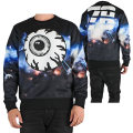 GALAXY KEEP WATCH CREWNECK SCUBA CREW (BLACK/MAW160406M)