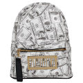 SIMON PAPER CURRENCY BACKPACK (WHITE/MSS173105)