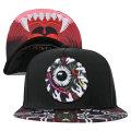 NEON KEEP WATCH SNAPBACK CAP (MULTI.BLACK/MSS173204)