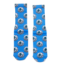 POPAGANDA:KEEP WATCH SOCKS (Royal/EX15POP3)