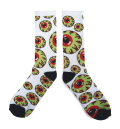 KEEP WATCH SOCKS (White/FL152009)