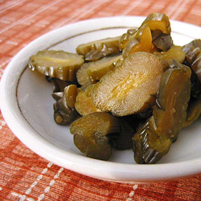 胡瓜(きゅうり)味噌漬け