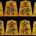 将棋駒 大竹竹風作 根杢極上  菱湖