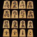 将棋駒 黄楊 特上彫  手彫り