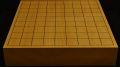 本榧卓上将棋盤 t6023