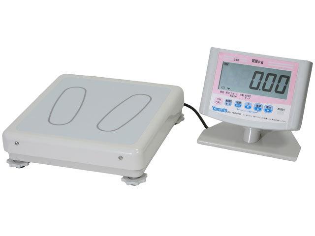 デジタル体重計DP-7800PW-Sセパレートタイプ