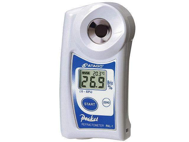 ポケット糖度計・濃度計PAL-1