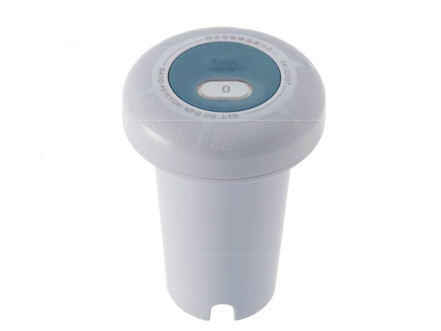防水型無線温度ロガーSK-320BT