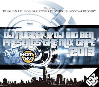 【SALE】【セール商品】DJ BIG BEN & DJ INO & DJ AJ STYLE & DJ DAISUKE & DJ SO-TA & DJ GOBBY / DJ NUCKEY & DJ BIG BEN PRESENTS THE MIX TAPE 2013