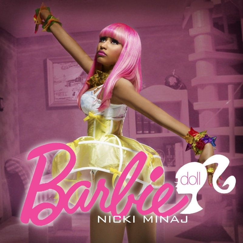 "【SALE】【限定再発】Nicki Minaj ""Barbie Doll"" MIXCD [MIXCD]"