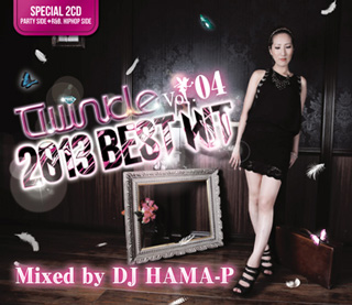 【SALE】【セール商品】【2枚組】Twinkle vol,04 2013 BEST HIT -2CD SET- [国内盤MIXCD]GWS