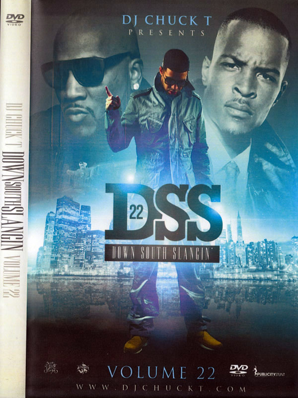 "【SALE】【先着販売】DJ Chuck T- ""Down South Slangin Videos 22"" [DVD]"