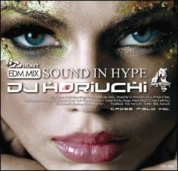 【SALE】【セール商品】DJ HORIUCHI / SOUND IN HYPE 4 [国内盤MIXCD]