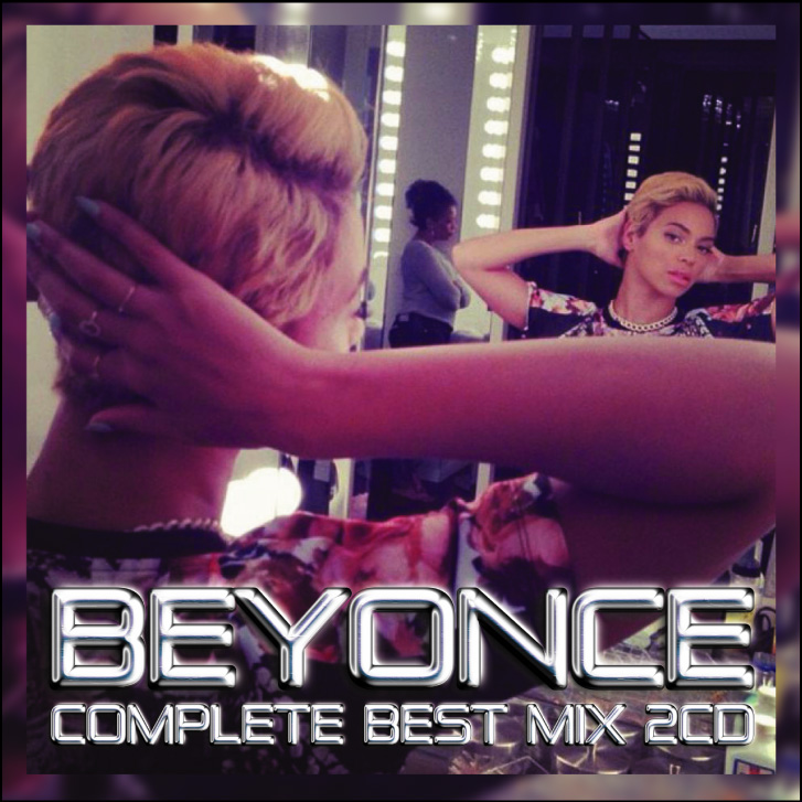 【SALE】【セール商品】【2枚組】VA / Beyonce Complete Best Mix2CD [国内盤MIXCD]