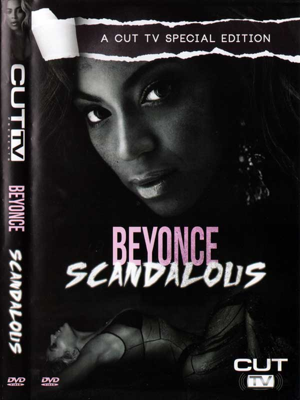 【SALE】BEYONCE - SCANDALOUS DVD [DVD]