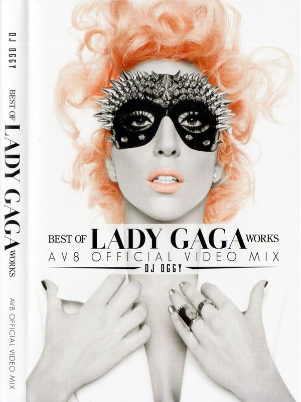 【SALE】BEST OF LADY GAGA WORKS[DVD]
