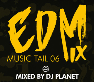 【SALE】【限定再発】DJ PLANET / MUZIC TAIL EDITION 06 [国内盤MIXCD]