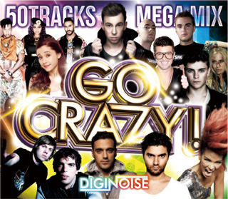 【SALE】DIGINOISE / GO CRAZY! [国内盤MIXCD]