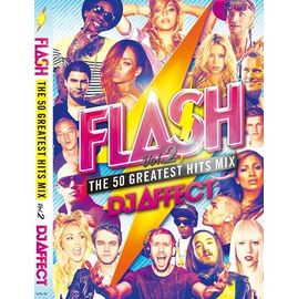 【SALE】DJ AFFECT / FLASH -The 50 Greatest Hits Mix- Vol.2 [DVD]