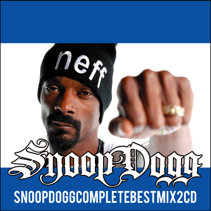 【SALE】【2枚組】VA / Snoop Dogg Complete Best Mix2CD  [国内盤MIXCD]