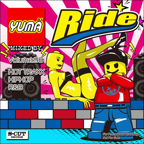 【SALE】DJ Yuma / Ride Vol.98 [国内盤MIXCD]