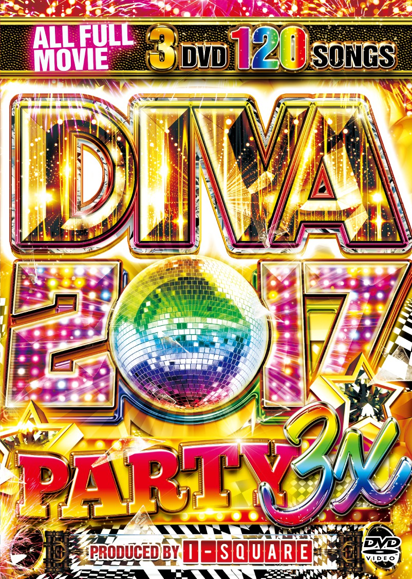 DIVA 2017 PARTY 3X