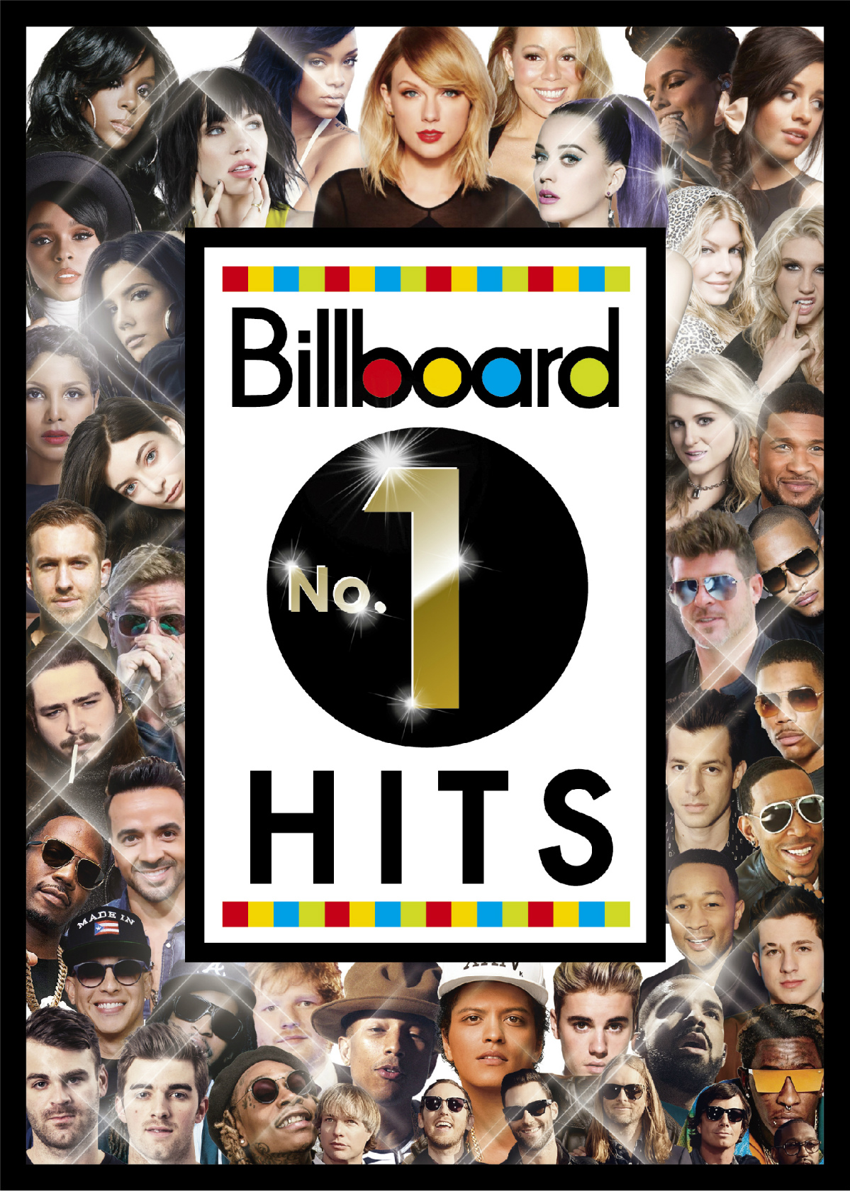 【1組】 Billboard No.1 HITS / V.A  【[国内盤MIX DVD】