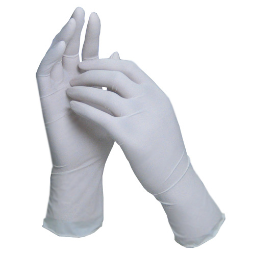 MTD4NWニトリル手袋(粉なし)ホワイト 2000枚