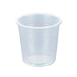 ポリマーカップ5オンス【半透明】3000個