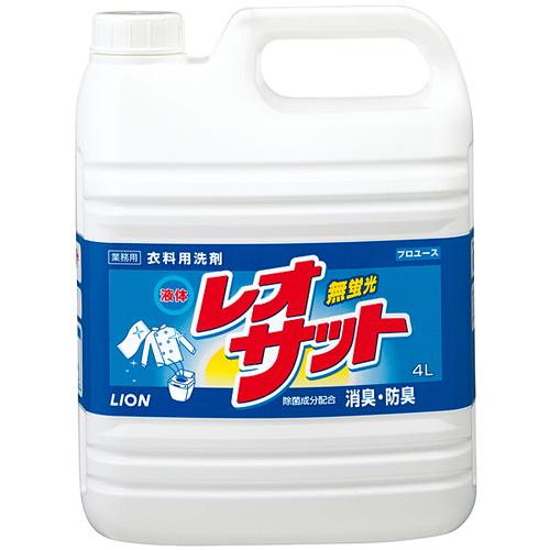 ★レオサット 4Lボトル