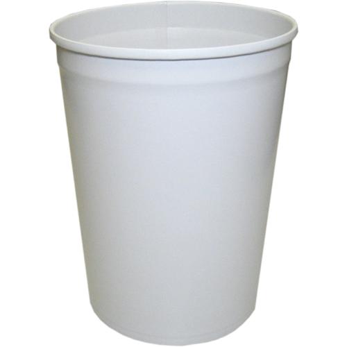 紙容器CO-5L 白無地 150個※大袋入り(アイスカップ)