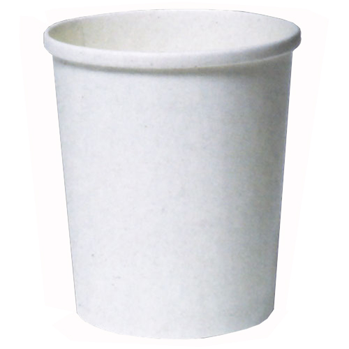 紙容器SI-1000T 白無地 600個※大袋入り(アイスカップ)