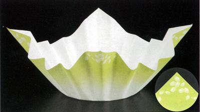 ★花なべ角 わかくさ 250枚