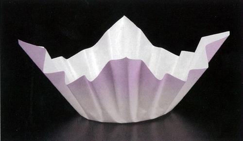 ★色和紙鍋 紫色250枚