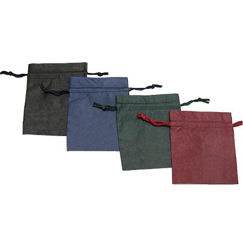 巾着袋 Fバッグ K18-20(クロ) 300枚