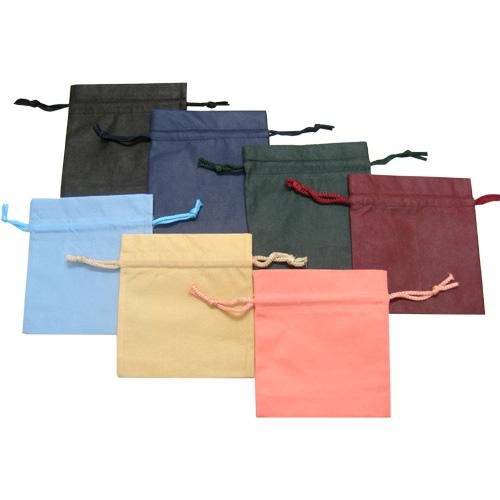 巾着袋 Fバッグ K18-20(ピンク) 300枚