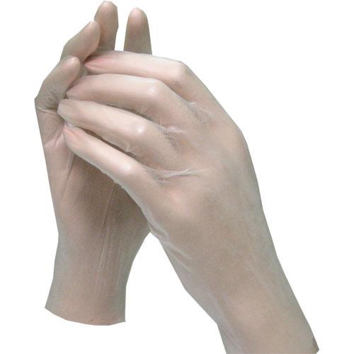 ★ECOパックPVC手袋(粉付) 100枚