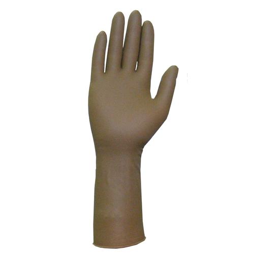 ロングラテックス手袋 ブラウン 1000枚