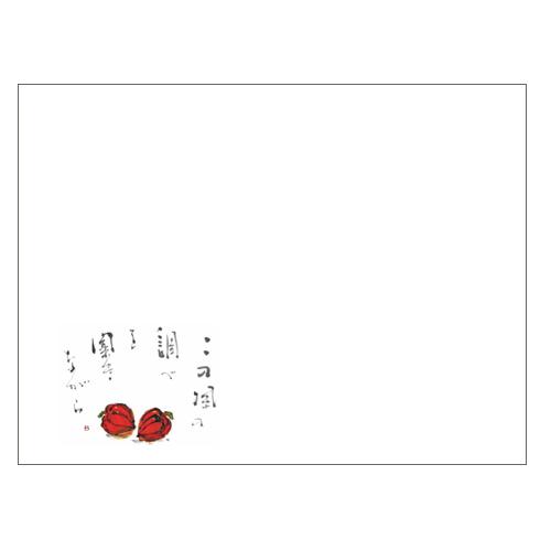★ランチョンマットV962(ほおずき)100枚