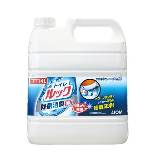 ★トイレルック 4Lボトル