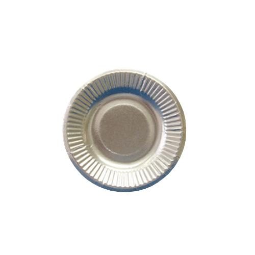 紙皿シルバープレート5号  2400枚