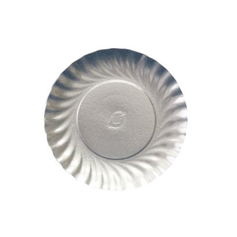 紙皿シルバープレートM80 2000枚