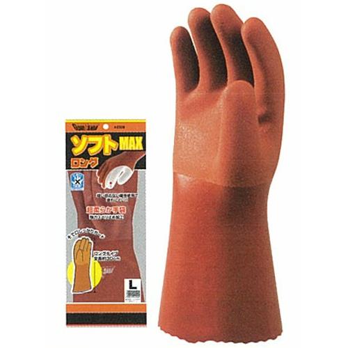 作業用手袋 2308 ソフトマックスロング 1P 120双