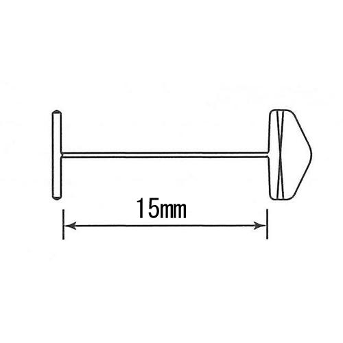 タグメイトピンMX-15mm hd(10000本)