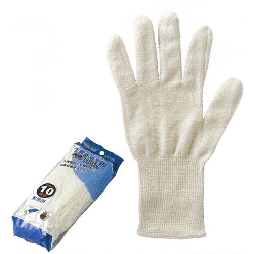 ★2749下履用手袋『男性用』 100双