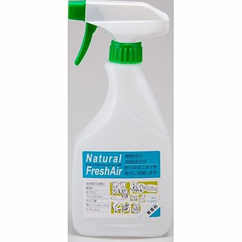 ナチュラルフレッシャーGT(消臭剤)500ml 20本
