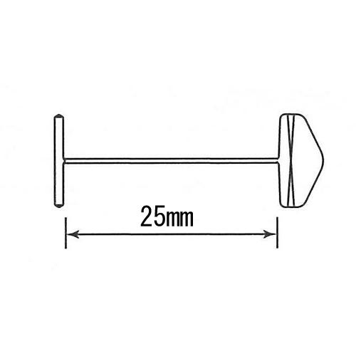 タグメイトピンMX-25mm hd(10000本)