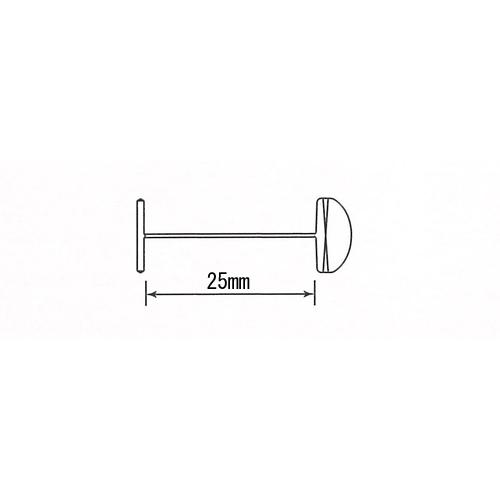 タグメイトピンMS-25mm hd(10000本)